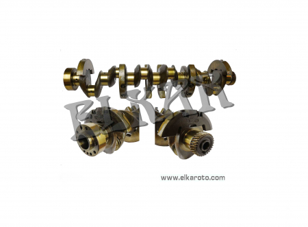 02931055, 04232756 CRANKSHAFT DEUTZ F 6L 912