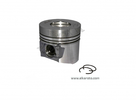 04271974, 0427 07010427, 1567 04271564 PISTON DEUTZ 1011BFM 91mm TURBO CC - STD