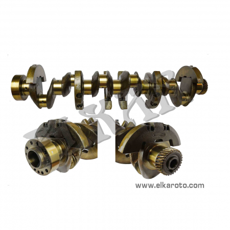 04292804 CRANKSHAFT DEUTZ BF 6M 2012