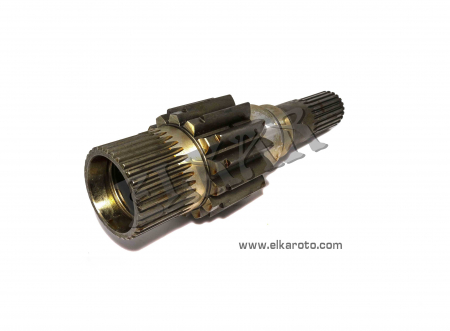 02305100 DEUTZ İNTERMEDİATE SHAFT SHORT